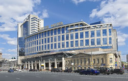 Lotte Hotel Moscow Royalty Free Stock Photo