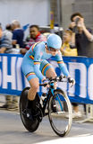 Lotte Kopecky, Belgium . UCI road world championsh Royalty Free Stock Photo