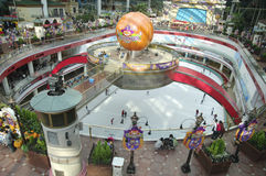 Lotte World Royalty Free Stock Image