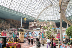 Lotte World, a famous amusement theme park at Seoul Royalty Free Stock Photography