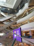Lotte World Mall. View Stock Photo