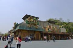 Lotte World, South Korea Stock Images
