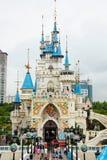 Lotte World Theme Park (Séoul, Corée) Photographie stock libre de droits