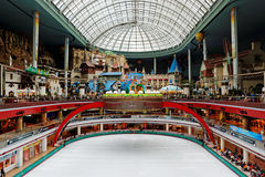 Lotte World Theme Park (Seoel, Korea) Royalty-vrije Stock Fotografie