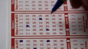 lotteri lager videofilmer