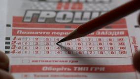 lotteri arkivfilmer