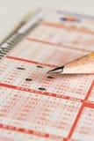Lotteria Immagine Stock