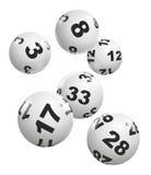 Lotteria Immagini Stock Libere da Diritti
