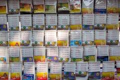 Lotteria per vendita nel Myanmar immagine stock