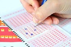Lotterie Lizenzfreie Stockbilder