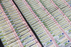 lotterie stockfotografie