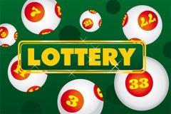 lotterie Stockbild