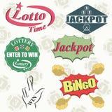 lottery Στοκ Φωτογραφία