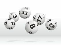 Lottery Royalty Free Stock Photos