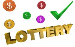LOTTERY stock images