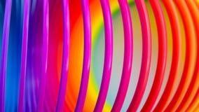 Lotti dei colori della molla Immagini Stock Libere da Diritti