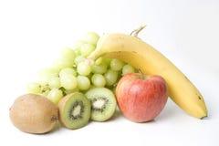 Lotti di frutta Fotografie Stock