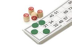 lotto игры Стоковая Фотография RF