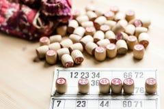 lotto Imagem de Stock Royalty Free
