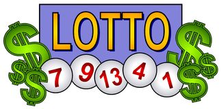 Lotto Balls Lottery Clip Art Stock Photography