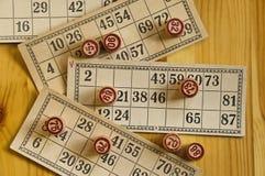 Lotto d'annata Fotografie Stock