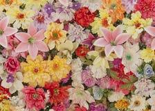 Lotto dei fiori Fotografie Stock