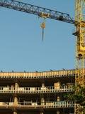 Lotto della costruzione Fotografia Stock Libera da Diritti