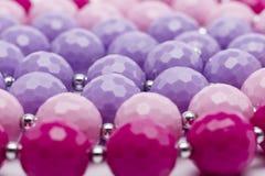 Lotto delle palle di colore Immagine Stock