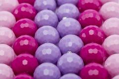 Lotto delle palle di colore Fotografia Stock Libera da Diritti