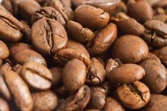 Lotto di caffè Fotografia Stock