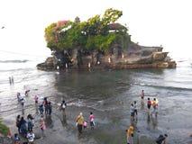 Lotto di Tanah, Bali Immagini Stock