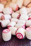 Lotto för brädelek Royaltyfri Fotografi