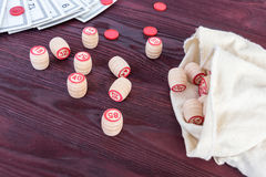 Lotto för brädelek Royaltyfria Foton