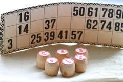 Lotto för tappningbrädelek, kaggar som är trä Royaltyfri Bild