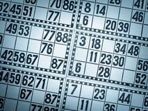 Lotto-Hintergrund Lizenzfreie Stockfotografie