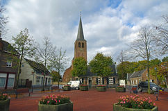 Lottum is a village in the Dutch province of Limburg - Netherlands Royalty Free Stock Photos