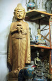 Lotus Βούδας στοκ φωτογραφία με δικαίωμα ελεύθερης χρήσης