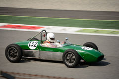 1960 Lotus 18 κατώτερο αυτοκίνητο τύπου Στοκ Εικόνα