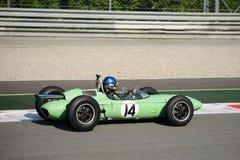 1962 Lotus 24 τύπος 1 αυτοκίνητο Στοκ Εικόνες