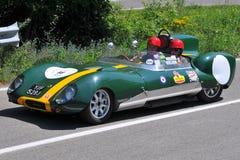 Lotus 1961 -Vernasca Silver Flag 2011 Stock Image