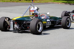 Lotus 51A at hill climb event Stock Photo