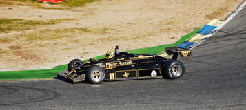 Lotus 91 Royalty Free Stock Image