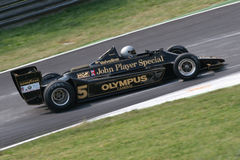 Lotus andretti Royalty Free Stock Images