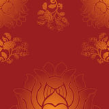 Lotus background Stock Photo