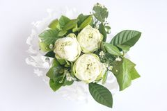 Lotus bouquet Stock Photography