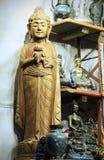Lotus Buddha Fotografia Stock Libera da Diritti