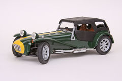 Lotus Caterham Super Seven Royalty Free Stock Images