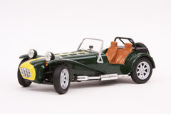 Lotus Caterham Super Zeven Royalty-vrije Stock Foto's