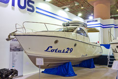 CNR International Eurasia Boat Show Stock Image
