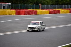 Lotus Cortina Royalty Free Stock Images